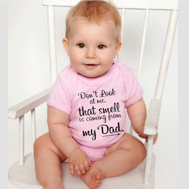 Baby Bodysuit Newborn Girl Boy Clothes Body Infantil Onesie Bodysuits Cotton Daddys Girl Summer Jumpsuit Romper Twins Body Kids 4