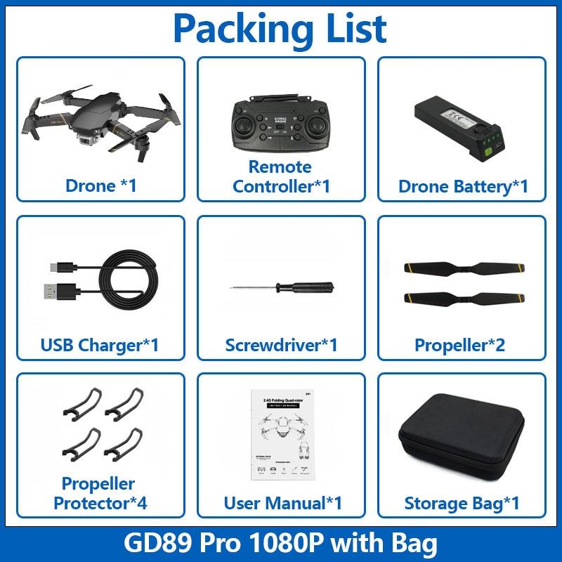 1080P PRO Bag