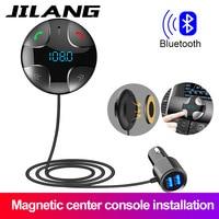 Bluetooth FM передатчик беспроводной автомобильный комплект MP3 аудио плеер Bluetooth hands-free Поддержка TF карта автомобильная зарядка Bluetooth 4,2