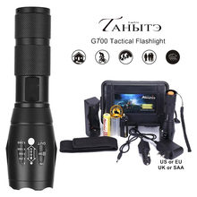 LED Tactical Flashlight,Super Bright High Lumen XML T6 Flashlights Portable Outdoor Water Resistant Torch Light Zoomable 5 Light sitemap 165 xml