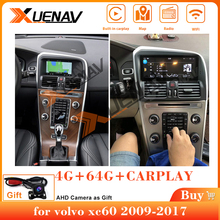 GPS Dash-Cam Radio Auto Online Volvo Xc60 Gps-Player Playback 1 for Car