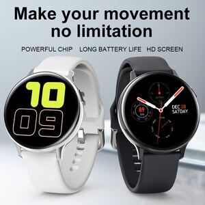 Умные часы Android, умные часы для мужчин и женщин, умные часы Reloj Inteligente, умные часы Android для Samsung Galaxy Watch Active 2 SG2
