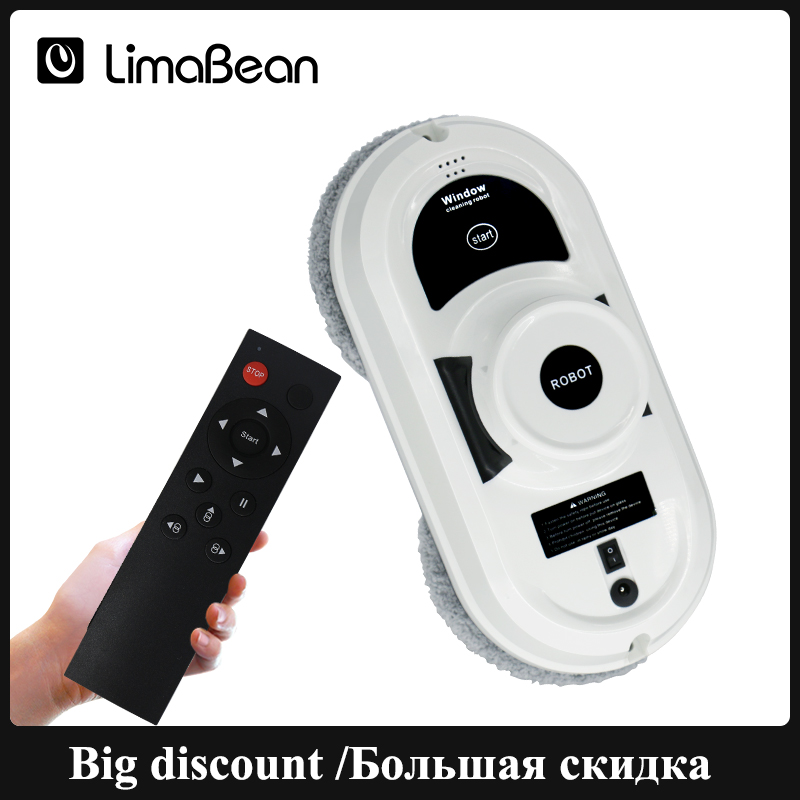 Window Cleaning Robot X5 Window Cleaner Robot Vacuum Cleaner Window Glass Cleaning Robot Electric Window Cleaner 2020 Limabean