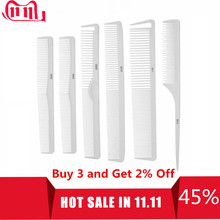 3/6pcs Professional Hair Brush Comb Set Salon  Anti static Hair Combs Hairbrush Hairdressing Combs Hair Care Styling Tools