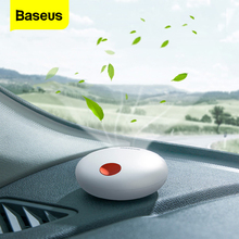 Baseus Car Air Freshener Rechargeable Aromatherapy Clean Auto Solid Perfume Diffuser Flavoring For Home Car Interior Accessories