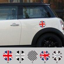 Estilo do carro adesivo decalque para bmw mini cooper um s r53 r55 r56 r57 r58 r59 r60 r50 r52 clubman jwc countryman f55 f56