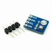 SGP30 Dell'aria Interna di Misura Sensore di Gas Multi-Pixel Sensore di Gas Tvoc/ECO2 Qualità Dell'aria Formaldeide Rivelatore di Biossido di Carbonio tester