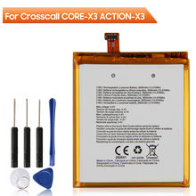Оригинальная замена Батарея для crosscall core x3 action сотового
