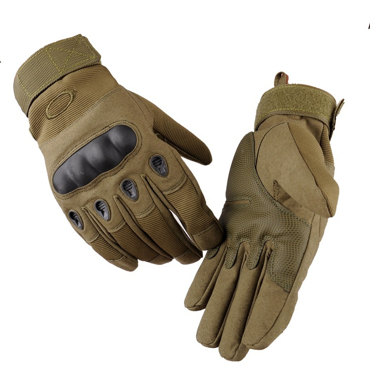 Find Thousand Cold O Full Finger Gloves Men's Black Hawk Sports Outdoor Riding Locomotive Tactical Army Fans Special Forces Prot