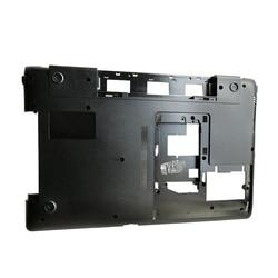 GZEELE nuevo ordenador portátil cubierta inferior cubierta de la base para Samsung NP300E 17,3