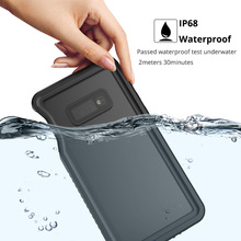 S10e Waterproof Case for Samsung Galaxy S10e Shockproof Cover