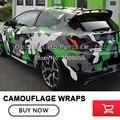 Jumbo weiß grün grau Camouflage Vinyl Auto Wrap vinyl Camo vinyl Film Blatt mit Air Blase Freies camouflage vinyl film|Autoaufkleber|Kraftfahrzeuge und Motorräder -