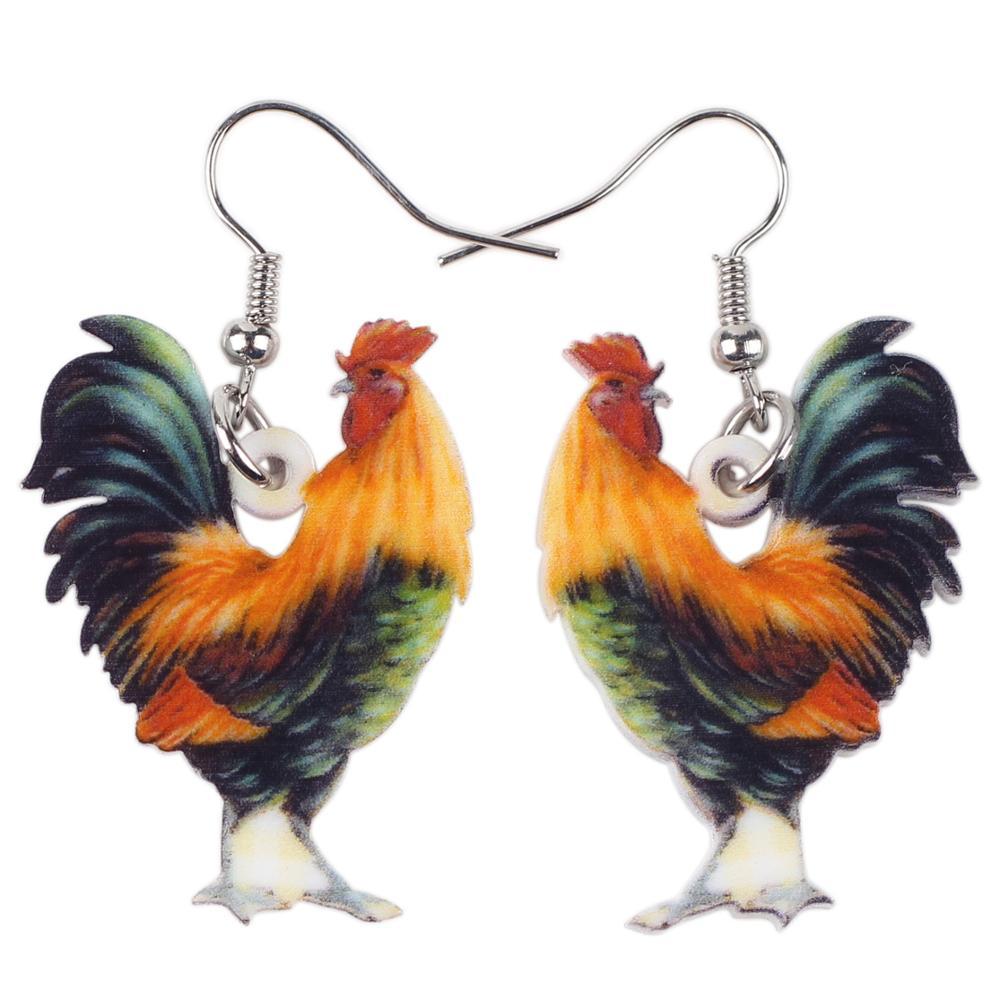 Hen Earrings 5