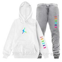 winter hoodie men's dress pullover jogging pants running clothing women's pullover jordan 23 men's and women's clothing