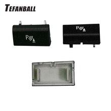 New Original Parking Radar Sensor Switch Button Trim Cover for BMW X5 E70 2006-2013 X6 E71 2008-2014 Auto Accessories for bmw cic e70 e71 e7x x5 x6 parking reverse image emulator rear camera activator
