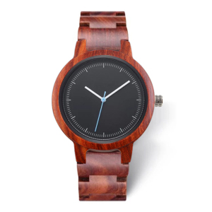 Image 2 - 2020 Private Label Fashion Eco friendly Custom Logo Luxury Black Copper Dial Woman Wood Walnut Watch for Lady