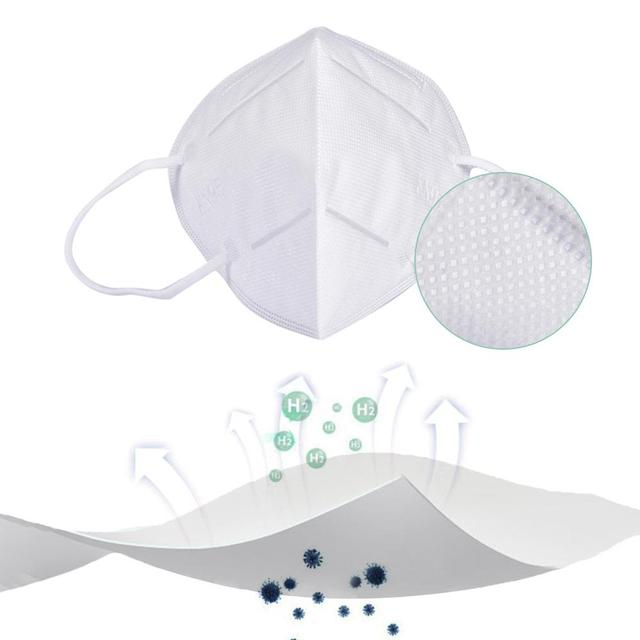Disposable Face Mask Dustproof Mask Anti-pollution Anti-fog PM2.5 Indoor Outdoor Facial Mask For Sports Cycling 5
