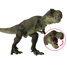 Jurassic World Park Tyrannosaurus Rex Dinosaur Model Toys Animal Plastic Pvc Action Figure Toy for Kids Gifts new world park tyrannosaurus rex dinosaur plastic toy model kids gifts