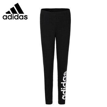 Original New Arrival  Adidas W E LIN TIGHT Women's  Pants  Sportswear
