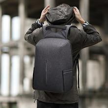 Splashproof Oxford 15.6inch Laptop Backpacks Anti Theft Men Backpack Travel Teenage bag male bagpack mochila School Bag