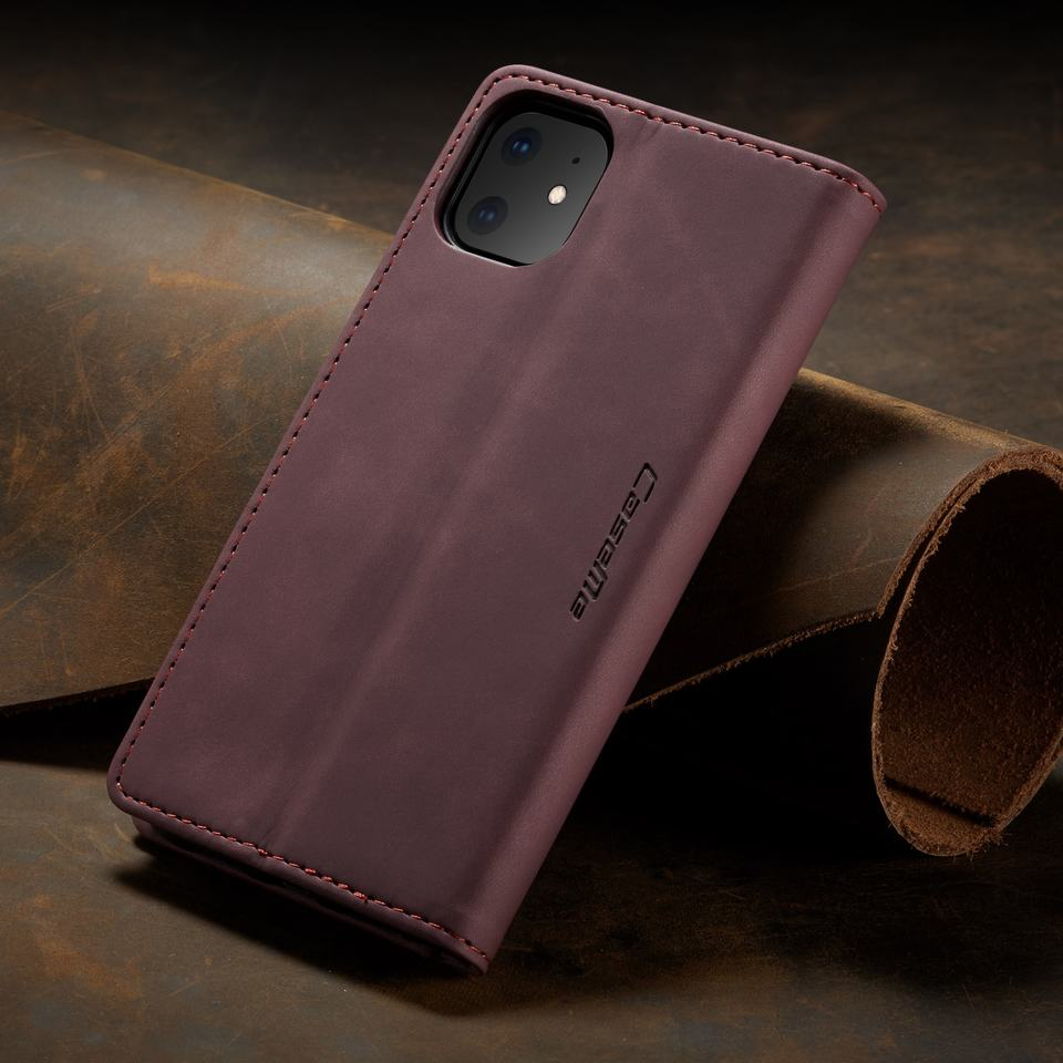 Leather Case for iPhone 11/11 Pro/11 Pro Max 64