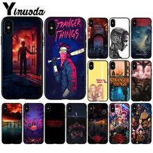 Yinuoda Stranger Things Custom Photo Soft Phone Case for iPhone X XS MAX  6 6s 7 7plus 8 8Plus 5 5S SE XR 11 11pro max yinuoda stranger things custom photo soft phone case for iphone x xs max 6 6s 7 7plus 8 8plus 5 5s se xr 11 11pro max