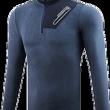 Новые продукты! PGM, Мужская осенняя и зимняя одежда, одежда для гольфа, теплое пальто с длинным рукавом, футболка на молнии с воротником
