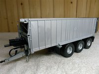rare Special Offer 1:32 fine Tractor accessories 73139 AS 288 Trailer Agricultural truck bucket Alloy Collection Model