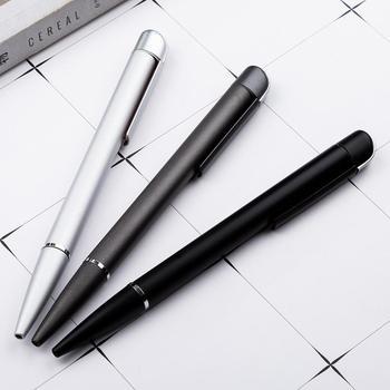 Metal Ballpoint Pen Creative Advertising Pen Business Ballpoint Pen Gift Pen Custom Logo недорого