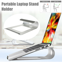 Portable Cooling Notebook Stand Aluminum Alloy Computer Stand Durable and Beautiful