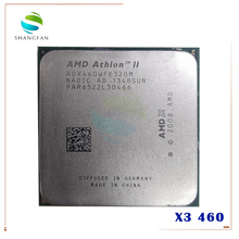 AMD Athlon II X3 460 3.4GHz Triple-Core CPU Processor ADX460WFK32GM Socket AM3 938PIN
