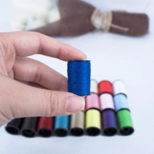 24 шт смешанные цвета Бытовая Игла DIY Ручная работа вышивка нить для шитья комплект одежды Швейные принадлежности аксессуары