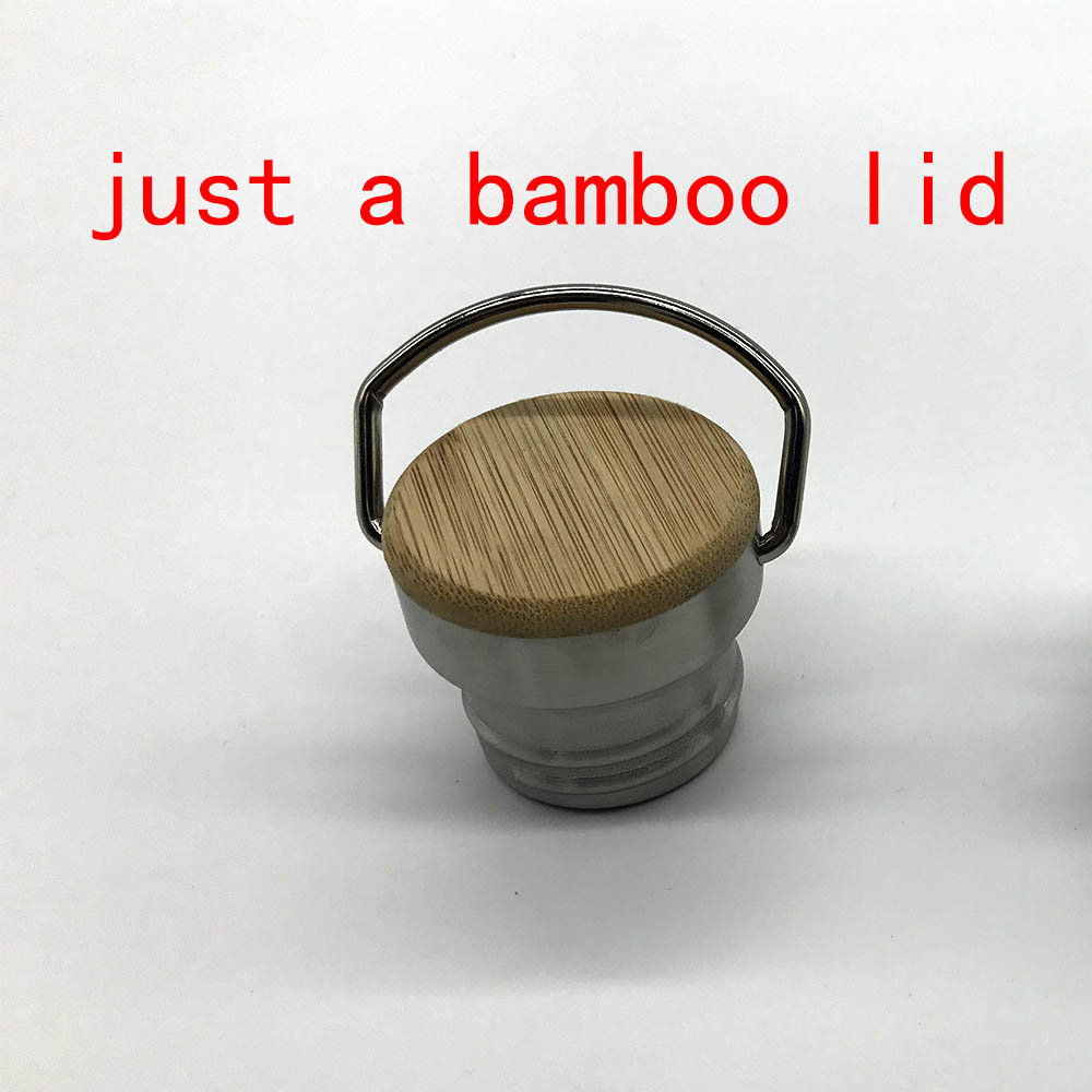 just a bamboo lid