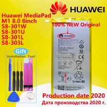 HUAWEI HB3080G1EBW Battery HB3080G1EBC For Mediapad T3 10 8 / M1 8 / M2 8 / M3 Lite 8 / T1 8 10 / T2 8 Pro Honor Pad 1 Tablet