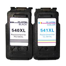 Compatible Canon PG-540 CL-541 XL Compatible ink Cartridges for Canon Pixma MG3650 3150 3500 4250 MX475 395 515 525 395 pg 540 cl 541 xl ink cartridge for compatible canon pixma mx455 mx515 mx525 mx375 mx395 mx435 mg2150 mg2250 mg3150 mg3250 mg3550