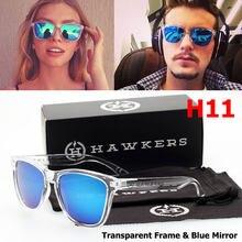 Klassieke Gradiënt Frames, Hawker-Gepolariseerde Zonnebril Voor Mannen En Vrouwen, New Design Brand, klassieke Gradiënt Frames, Originele Verpakking