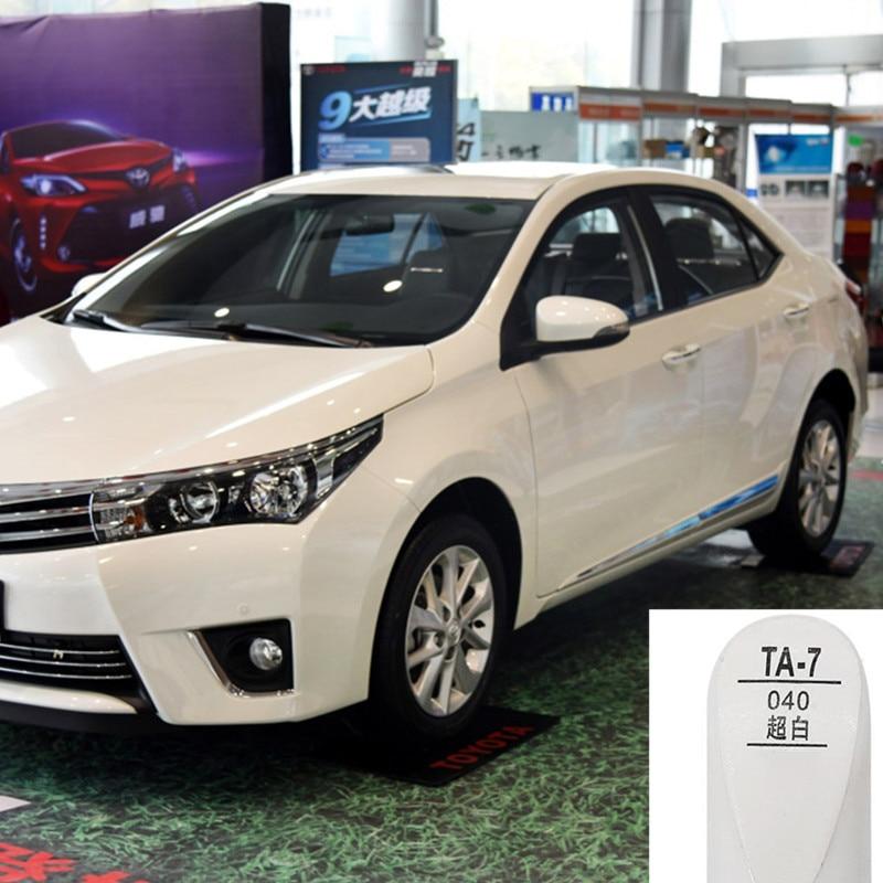 Car Scratch Repair Pen, Auto Brush Painting Pen For Toyota  Corolla 2014-2020