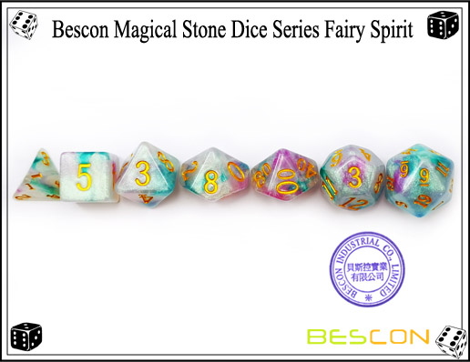 Fairy Spirit Dice-5