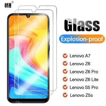 Перейти на Алиэкспресс и купить 10 шт., закаленное стекло для lenovo A7 Z6 Pro, Защита экрана для lenovo A7 Z6 Lite S5 Pro Z5s, защитное стекло, пленка