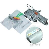 AQD19 Pneumatic strapping machine manual PET PP banding machine XQD19/25 band strapping tool equipment carton packaging machine
