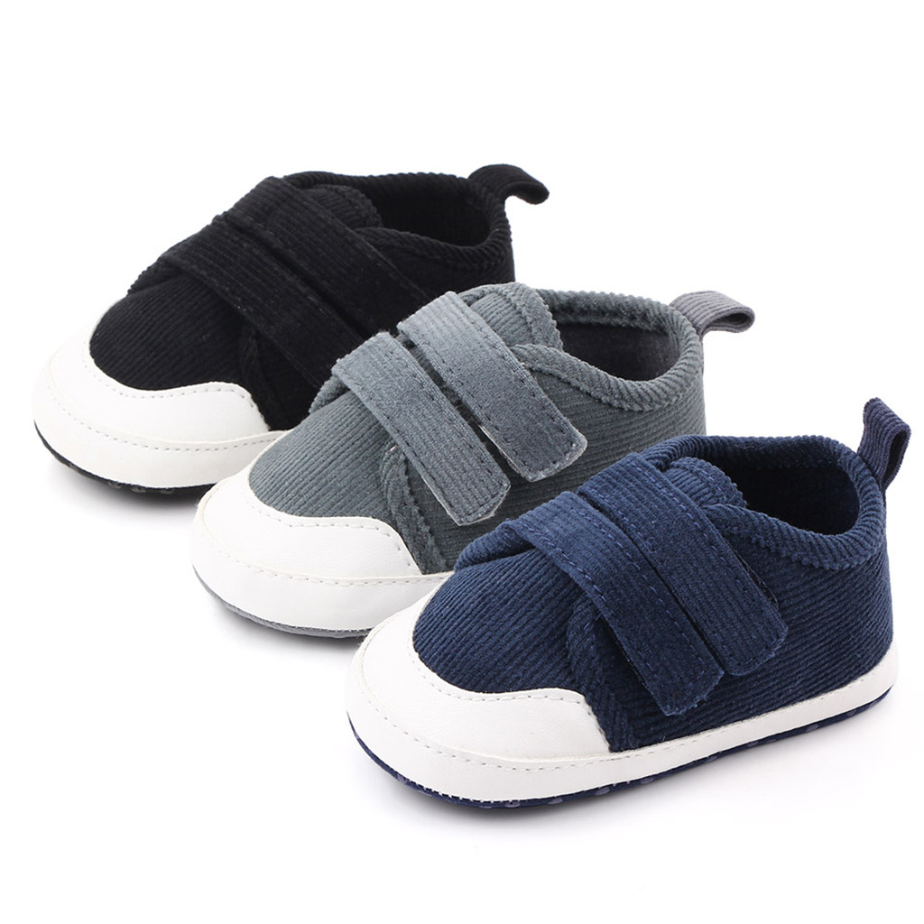 Baby Boots Infant Newborn Girls Boys Shoes First Walkers Shoes Booties Toddler Cute Anti-slip Prewalker Baby Crib Shoes Footwear