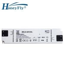 Запатентованный сверхтонкий светодиодный драйвер honeyfly 40