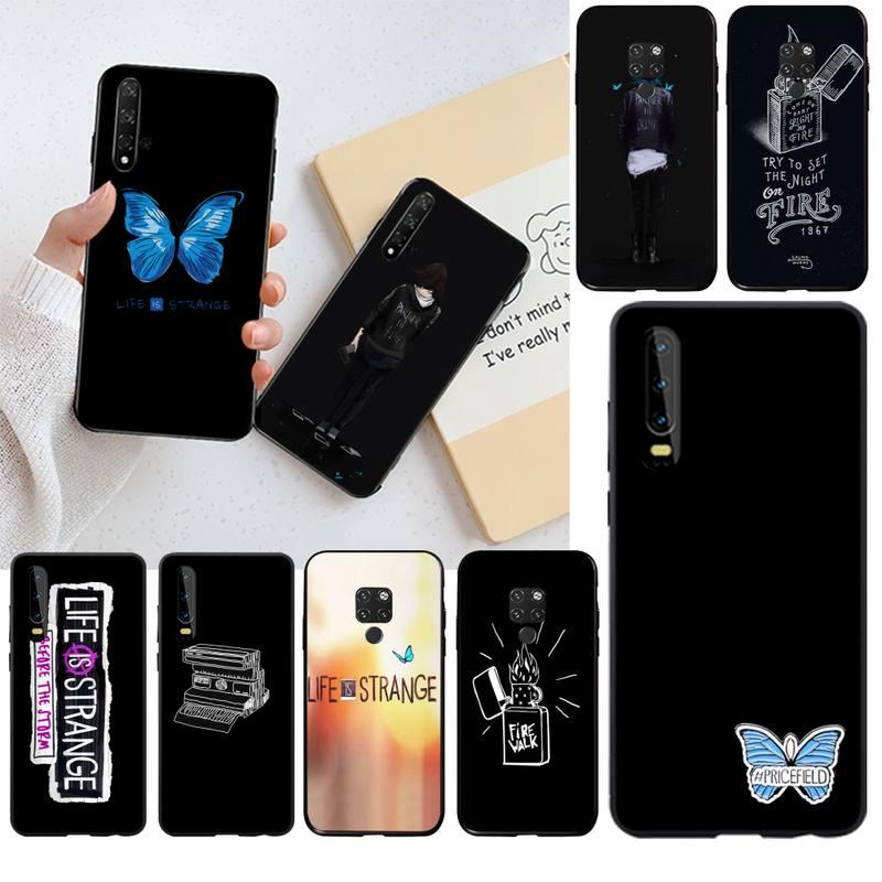 Cool Firewalk Life Is Strange Customer Phone Case For Huawei P40 P30 P20 Lite Pro Mate 20 Pro P Smart 2019 Prime