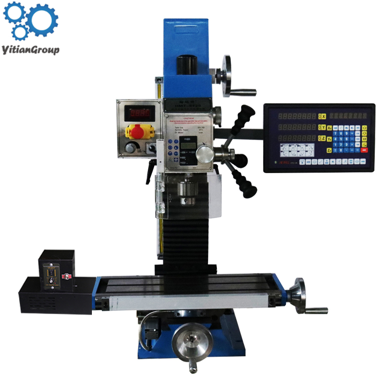 Multifunctional Drilling And Milling Integrated Bench Drilling And Milling Machine Mini Machine Drilling And Milling Machine
