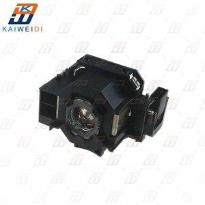 Image 1 - Compatible pour ELPLP41 EMP S5 EMP S52 EMP T5 EMP X5 EMP X52 EMP S6 EMP X6 EMP 260 EB S6 lampe De Projecteur V13H010L41 pour Epson