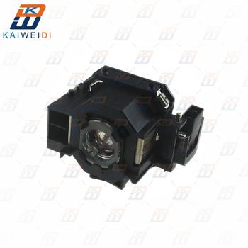 Kompatybilny dla ELPLP41 EMP-S5 EMP-S52 EMP-T5 EMP-X5 EMP-X52 EMP-S6 EMP-X6 EMP-260 EB-S6 lampa projektorowa V13H010L41 do projektora Epson tanie i dobre opinie NoEnName_Null 200 w Compatible projector bulb with housing Industry-Leading 180-Day Guarantee 170W