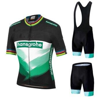 Conjunto de Ciclismo 2020 Boraing Ropa Pro equipo Jersey Kit de hombres...