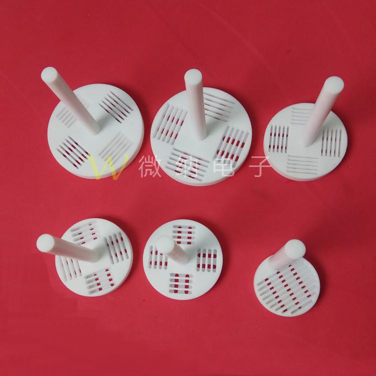 PTFE Cleaning Basket / ITO / FTO Conductive Glass / Silicon Wafer PTFE Cleaning Rack / F4 Wafer Shelf Air Conditioner Parts     - title=