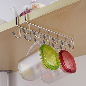 Hanging Hooks Kitchen Cabinet