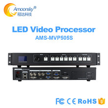 Amoonsky mvp505s led video wall processor hdmi video wall controller video switcher module indoor led video scaler